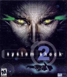System Shock 2 Box Art