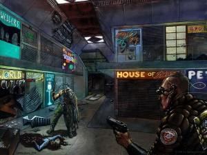 System Shock 2 Concept Art