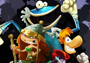 Rayman Hitting Switch September 12th