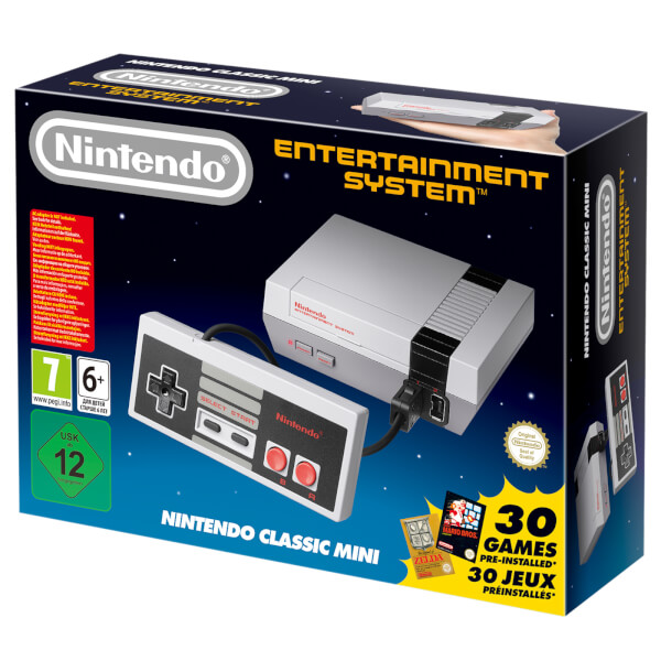 NES Mini Box